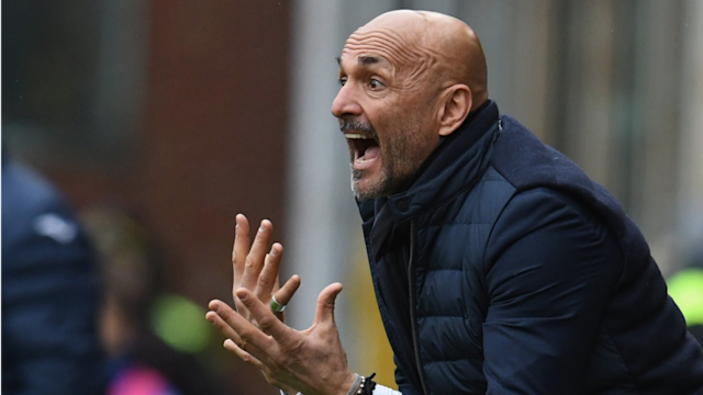 After the 5-0 win at Sampdoria, Luciano Spalletti claimed Inter's players benefited from his criticism following the 0-0 draw with Napoli.