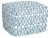 """<p><em><strong>Sisters Pouf, $310-$555</strong></em></p><p><a class=""""link rapid-noclick-resp"""" href=""""https://www.aphrochic.com/product/sisterspouf/"""" rel=""""nofollow noopener"""" target=""""_blank"""" data-ylk=""""slk:BUY NOW"""">BUY NOW </a></p><p>Husband-and-wife team Jeanine Hays and Bryan Mason founded Aphrochic in 2007 to marry their loves of interior design, product design, and culture. Now, the couple designs interiors, sells home goods (like this pouf), and publishes a magazine. </p>"""