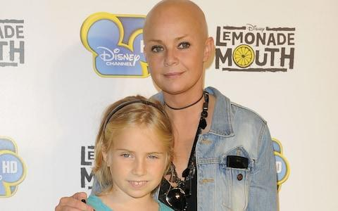 Gail Porter with her daughter Honey, pictured in 2011 - Credit: Can Nguyen/Capital Pictures
