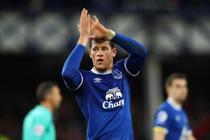 Everton star Ross Barkley (Getty Images)