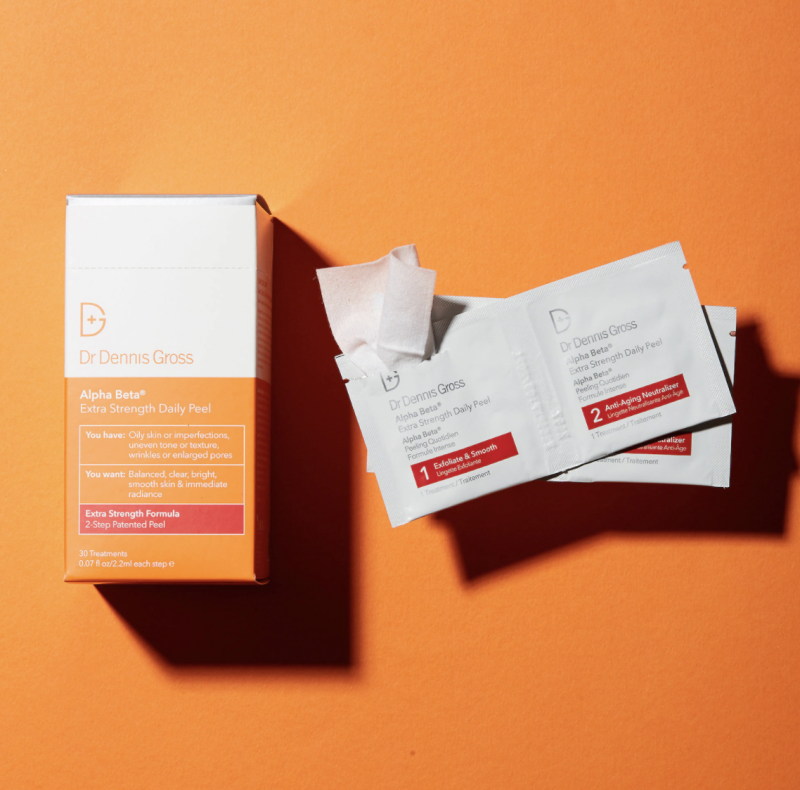 Shoppers love these pads for their anti-aging properties. (Photo: Sephora)