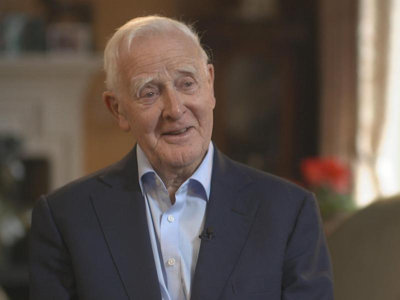 Master of intrigue John le Carré on his latest villain: Brexit