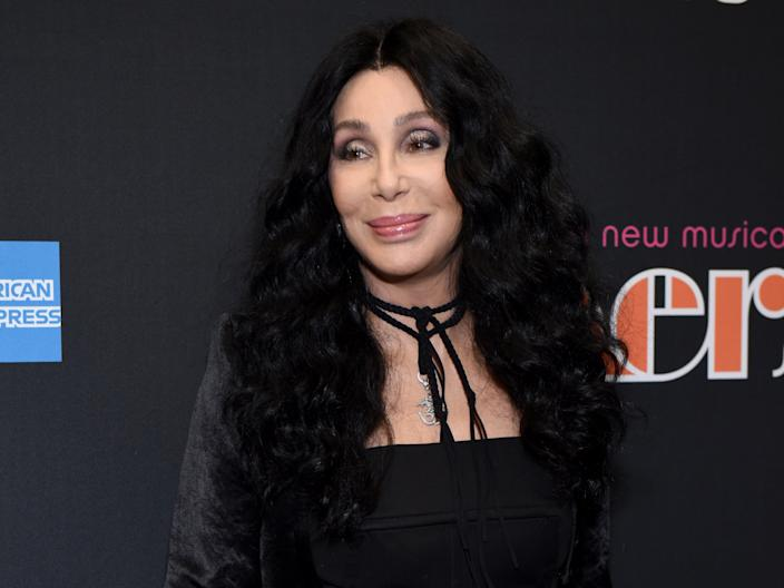 (Getty Images for The Cher Show)