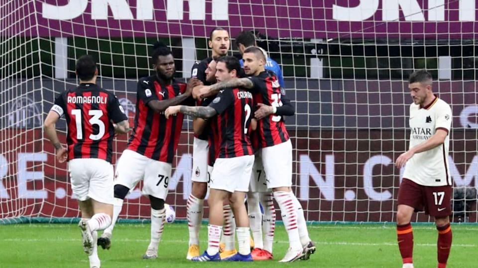 AC Milan v AS Roma - Serie A | DeFodi Images/Getty Images