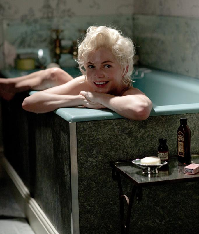 "Michelle Williams, ""My Week with Marilyn"""