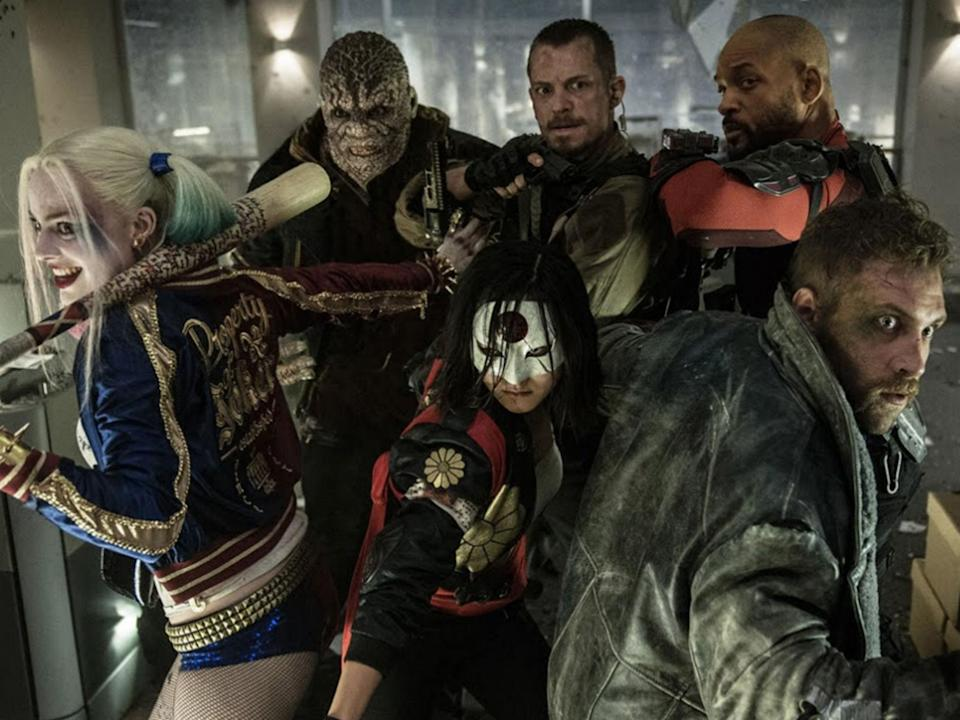 The Suicide Squad is said to be a total reboot (credit: Warner Bros)