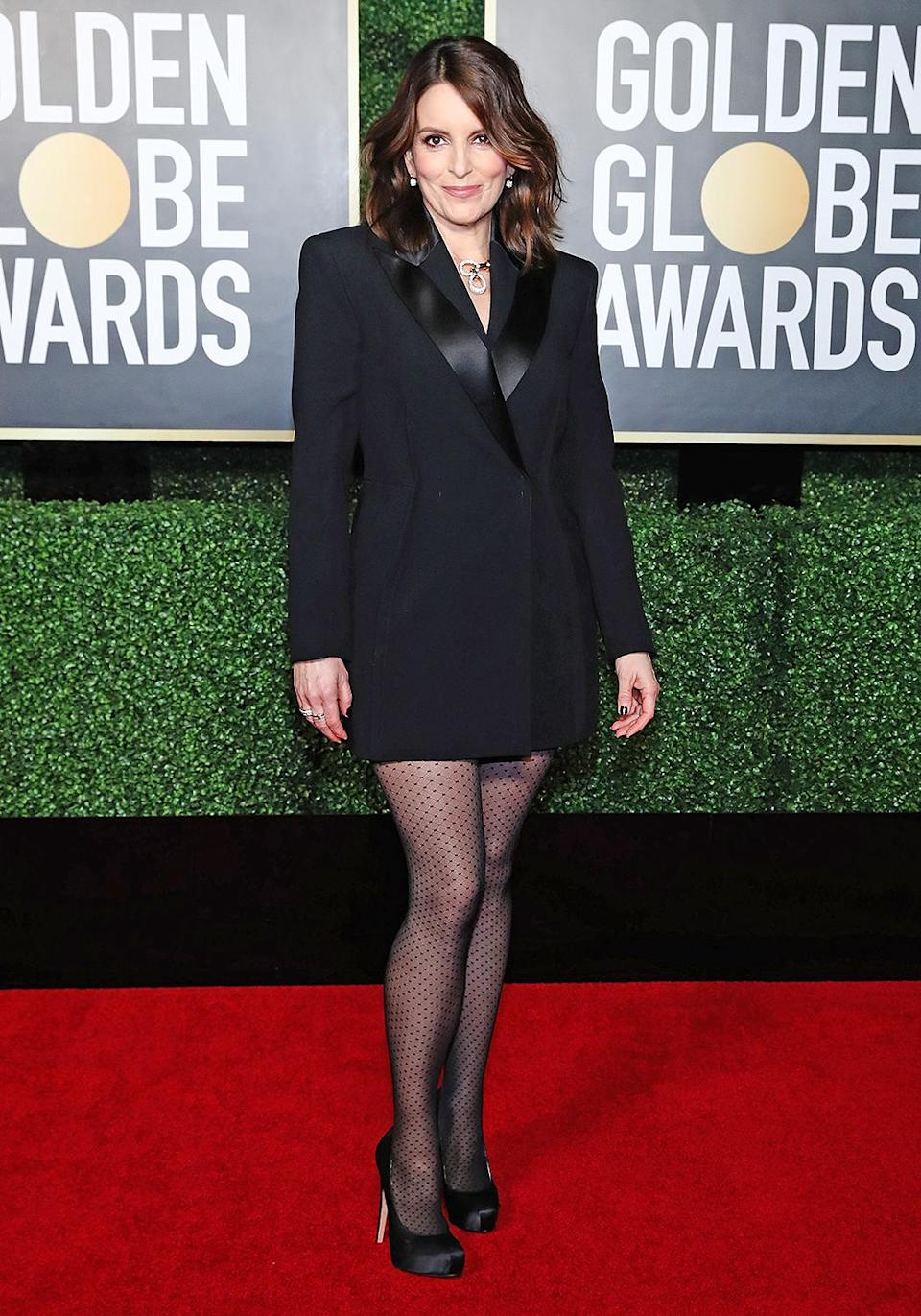 <p>Actress and comedian Tina Fey was born on May 18. </p>
