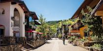 """<p><a href=""""https://www.bestproducts.com/fun-things-to-do/g23550052/top-rated-vail-hotels/"""" rel=""""nofollow noopener"""" target=""""_blank"""" data-ylk=""""slk:Vail"""" class=""""link rapid-noclick-resp"""">Vail</a> is a top ski resort, but summer is quite the <span class=""""redactor-unlink"""">up-and-coming season</span>. Trade your skis for boots to take a guided trek with llamas or tackle backcountry trails. Mountain biking, fly-fishing, and whitewater rafting are also available. Hop on the Eagle Bahn Gondola for gorgeous alpine scenery and to take part in the <a href=""""https://www.vail.com/explore-the-resort/activities-and-events/epic-discovery/epic-discovery.aspx"""" rel=""""nofollow noopener"""" target=""""_blank"""" data-ylk=""""slk:Epic Discovery"""" class=""""link rapid-noclick-resp"""">Epic Discovery</a> adventure program (summer tubing, rope courses, etc.). </p><p>The <a href=""""https://vailcraftbeerclassic.com/"""" rel=""""nofollow noopener"""" target=""""_blank"""" data-ylk=""""slk:Vail Craft Beer Classic"""" class=""""link rapid-noclick-resp"""">Vail Craft Beer Classic</a> takes place in June, with events like beer pairing lunches in restaurants like <a href=""""https://go.redirectingat.com?id=74968X1596630&url=https%3A%2F%2Fwww.tripadvisor.com%2FRestaurant_Review-g33676-d10445866-Reviews-White_Bison_Restaurant_Bar-Vail_Colorado.html&sref=https%3A%2F%2Fwww.redbookmag.com%2Flife%2Fg37132507%2Fup-and-coming-travel-destinations%2F"""" rel=""""nofollow noopener"""" target=""""_blank"""" data-ylk=""""slk:White Bison"""" class=""""link rapid-noclick-resp"""">White Bison</a>. There are free concerts in an amphitheater, culinary hotspots like <a href=""""https://go.redirectingat.com?id=74968X1596630&url=https%3A%2F%2Fwww.tripadvisor.com%2FRestaurant_Review-g33676-d382243-Reviews-Sweet_Basil-Vail_Colorado.html&sref=https%3A%2F%2Fwww.redbookmag.com%2Flife%2Fg37132507%2Fup-and-coming-travel-destinations%2F"""" rel=""""nofollow noopener"""" target=""""_blank"""" data-ylk=""""slk:Sweet Basil"""" class=""""link rapid-noclick-resp"""">Sweet Basil</a>, and cocktails at <a href=""""https://go.redirectingat.com?id="""