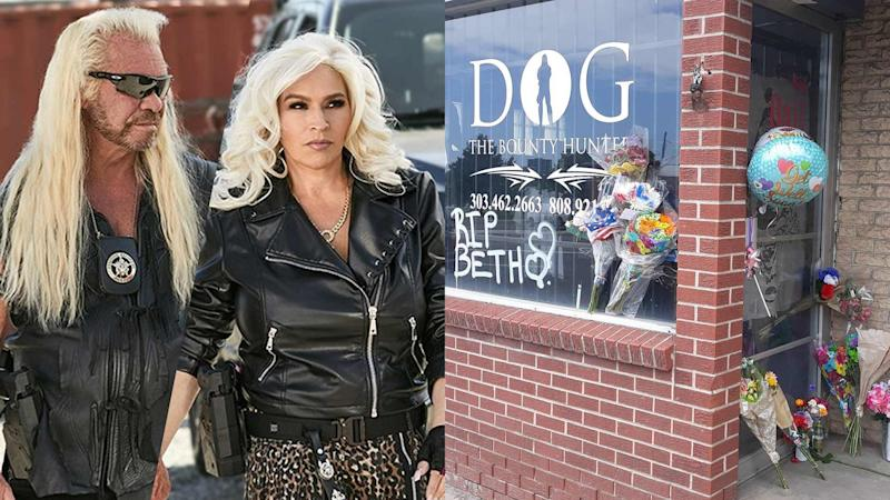 Dog The Bounty Hunter's Late Wife Beth's Items Stolen In Store Robbery