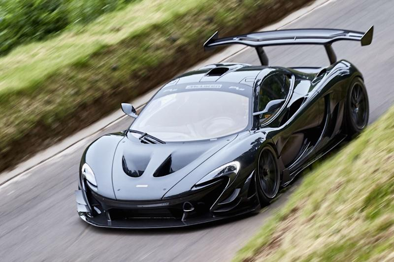 Mclaren P1 Lm >> Here S What It Takes To Drive A Mclaren P1 Lm Supercar At