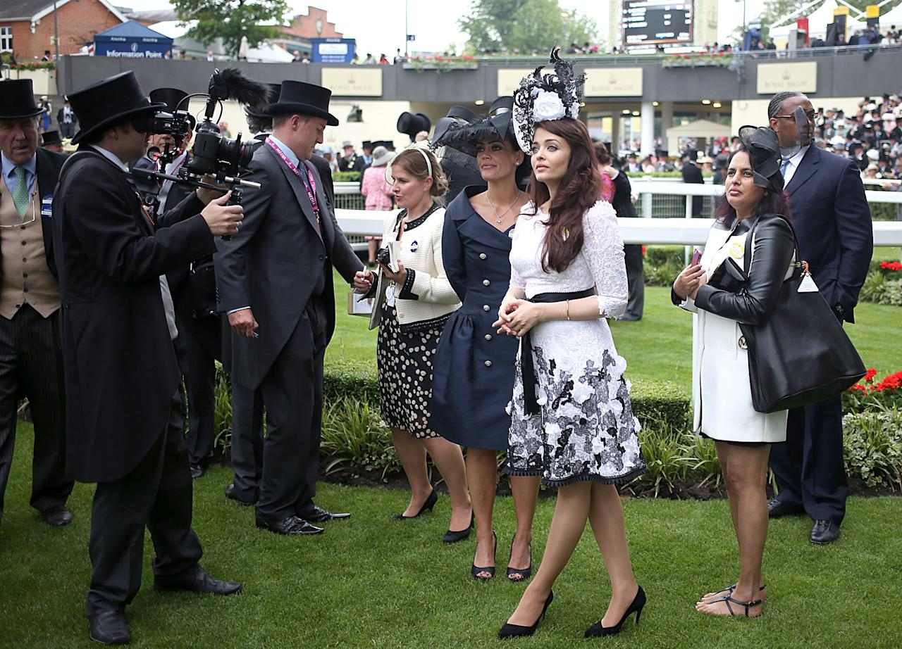 Horse Racing - The Royal Ascot Meeting 2013 - Day One - Ascot Racecourse