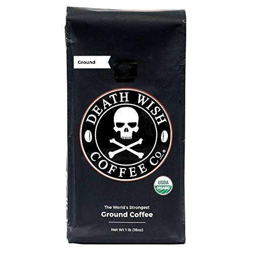 """<p><strong>Death Wish Coffee Company</strong></p><p>amazon.com</p><p><strong>$19.96</strong></p><p><a href=""""https://www.amazon.com/dp/B006CQ1ZHI?tag=syn-yahoo-20&ascsubtag=%5Bartid%7C1782.g.3132%5Bsrc%7Cyahoo-us"""" rel=""""nofollow noopener"""" target=""""_blank"""" data-ylk=""""slk:BUY NOW"""" class=""""link rapid-noclick-resp"""">BUY NOW</a></p><p>If your friend is always complaining their coffee isn't strong enough, the """"world's strongest coffee"""" may be right up their alley. With double the average amount of caffeine, it's one of<a href=""""https://www.delish.com/kitchen-tools/cookware-reviews/g33013485/best-coffee-brands/"""" rel=""""nofollow noopener"""" target=""""_blank"""" data-ylk=""""slk:our favorite coffee brands"""" class=""""link rapid-noclick-resp""""> our favorite coffee brands</a>.</p>"""