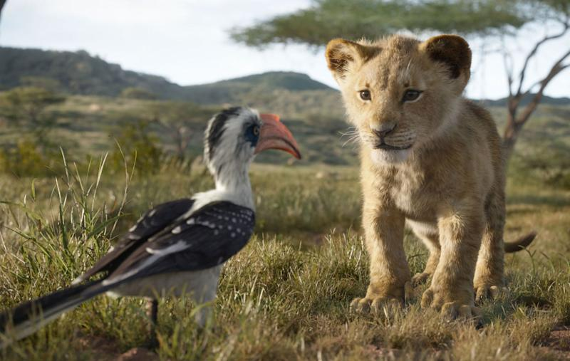 The circle of life completes with Disney's remake of <i>The Lion King</i>. (Disney)