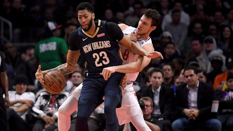Report  Anthony Davis told Pelicans he d re-sign with Lakers 06815c3e5
