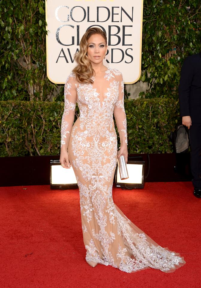 JLo made the world sit up and go 'wow' when she walked red carpet.