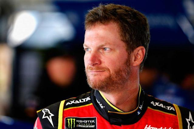 "<a class=""link rapid-noclick-resp"" href=""/nascar/sprint/drivers/88/"" data-ylk=""slk:Dale Earnhardt Jr."">Dale Earnhardt Jr.</a> is currently 23rd in the points standings. (Getty)"