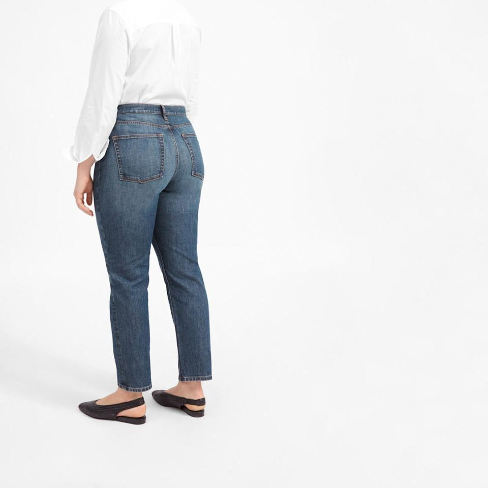The Cheeky Straight Jean