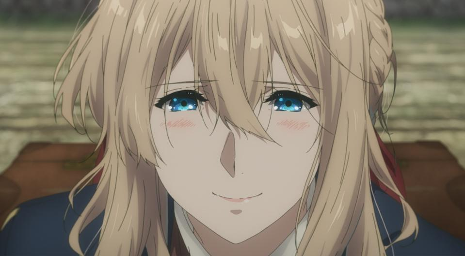 A Kyoto Animation production, Violet Evergarden: The Movie continues the story from its anime series of the same name. The story revolves around a writer of letters, otherwise known as Auto Memory Dolls or just Dolls for short, and her name is none other than Violet Evergarden. As an orphan taken in by Major Gilbert, Violet is brought up in the army as a soldier, and is often regarded as a tool for war. (Movie still: Golden Village Pictures)