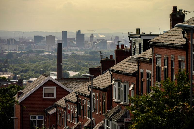 The North West is among parts of the UK where households cannot mix(Getty Images)
