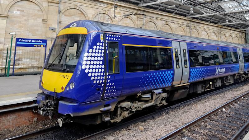 ScotRail reduced rail timetable comes into effect