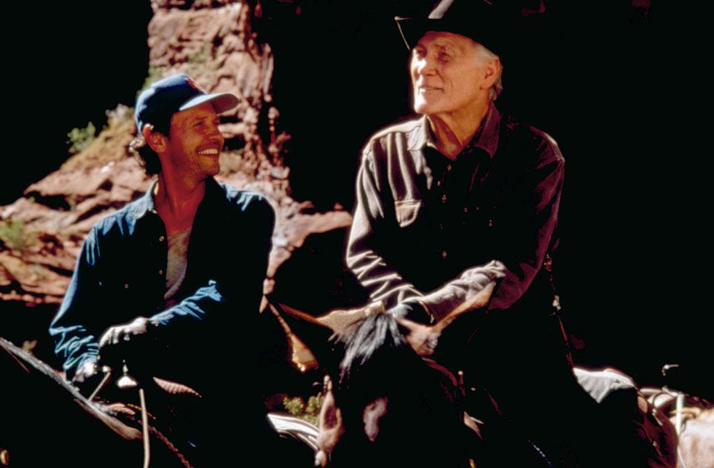 "Best Supporting Actor Winner - Jack Palance, 73, ""City Slickers"""