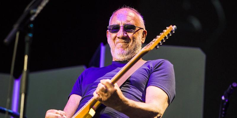 """Pete Townshend thinks The Who """"sort of invented heavy metal"""""""