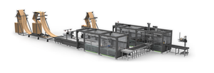 Quadient CVP Everest fit-to-size packaging solution