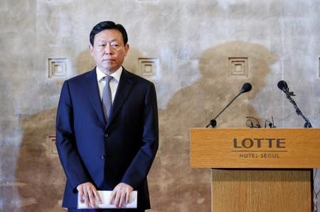 Lotte Group chairman stays out of jail as South Korea court ruling upheld