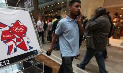 Drop In Retail Sales Despite Olympic Games