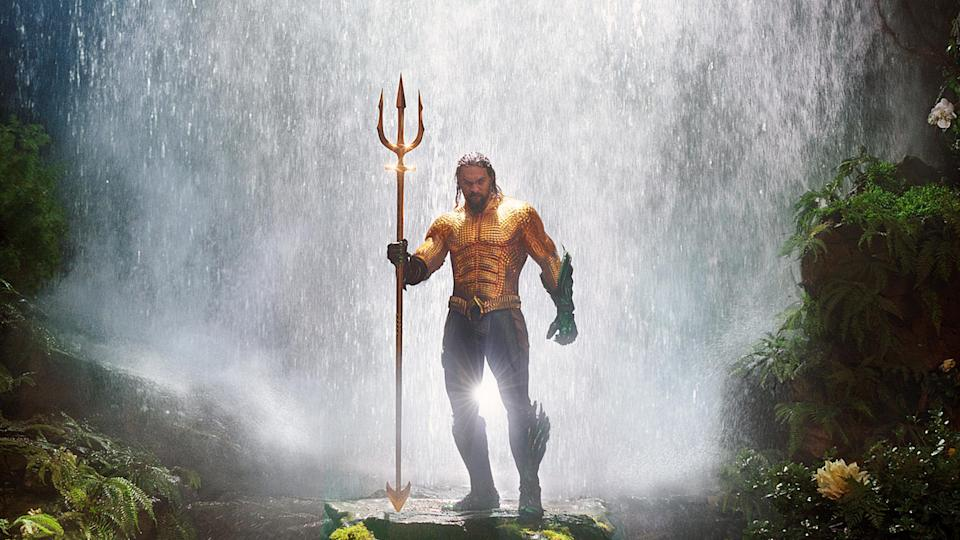 Jason Momoa's Polynesian heritage became a key part of Aquaman's bispecial background (Photo: Warner Bros./Courtesy Everett Collection)