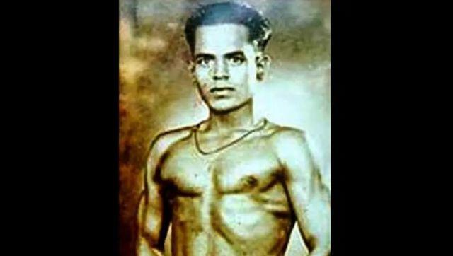 An undated image of Khashaba Jadhav, who won independent India's first individual medal at the Olympics