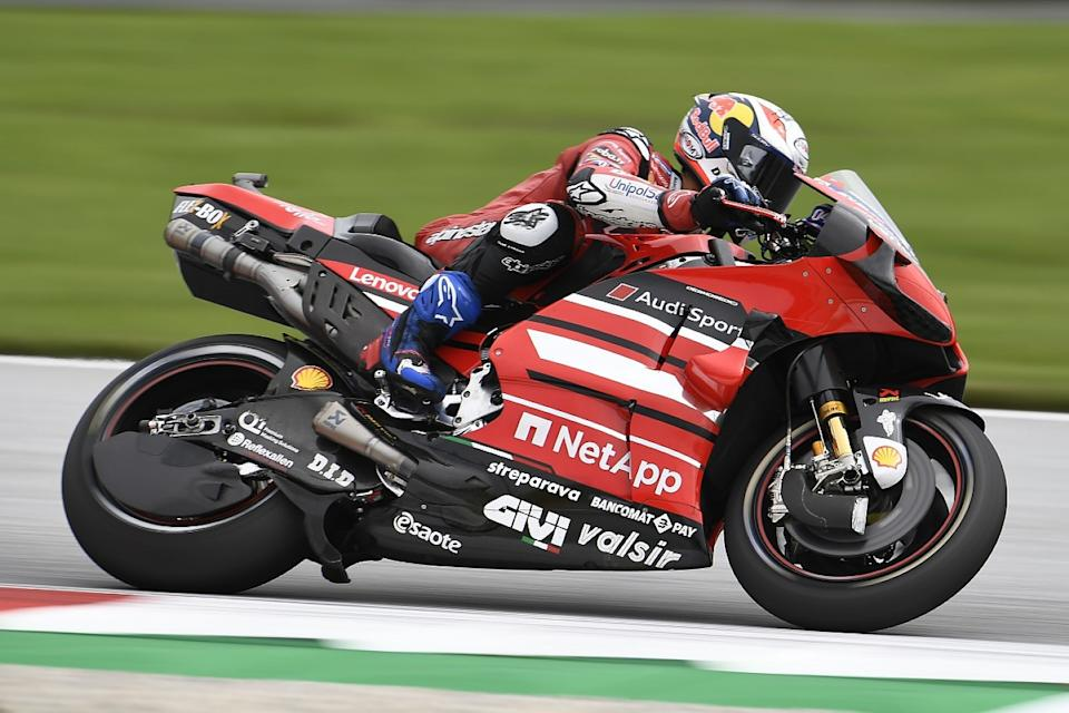 Dovizioso to leave Ducati at the end of 2020