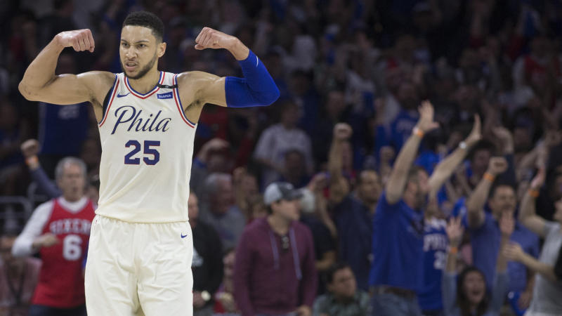 76ers' Joel Embiid, Ben Simmons, Excited For Future After Loss To Celtics