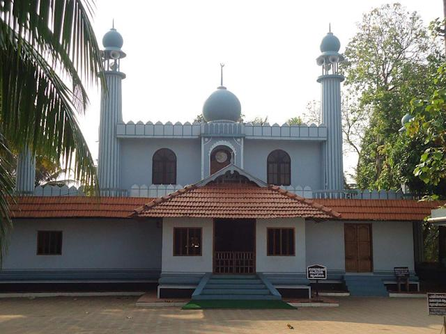<b>KODUNGALLUR, KERALA, INDIA:</b> The Cheraman Masjid is said to be the very first mosque in India, built in 629 AD by Malik lbn Dinar at the behest of Rama Varma Kulashekhara, a Chera dynasty ruler, who converted to Islam during the lifetime of the Prophet Muhammad. He is thought to be the first Indian Muslim. Kodungallur is widely believed to be the site of the ancient port of Muziris, which was a sea port until it was destroyed by the great flood of the Periyar River in 1341. The mosque is built in the traditional Hindu architectural style. Today, many non-Muslims visit the mosque for prayers and are known to initiate children to letters here.