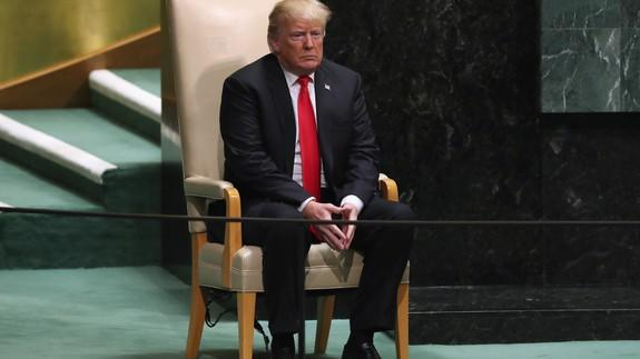 UN General Assembly Laughs as Trump Brags About His Administration