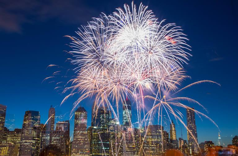 38th Annual Macy's 4th Of July Fireworks