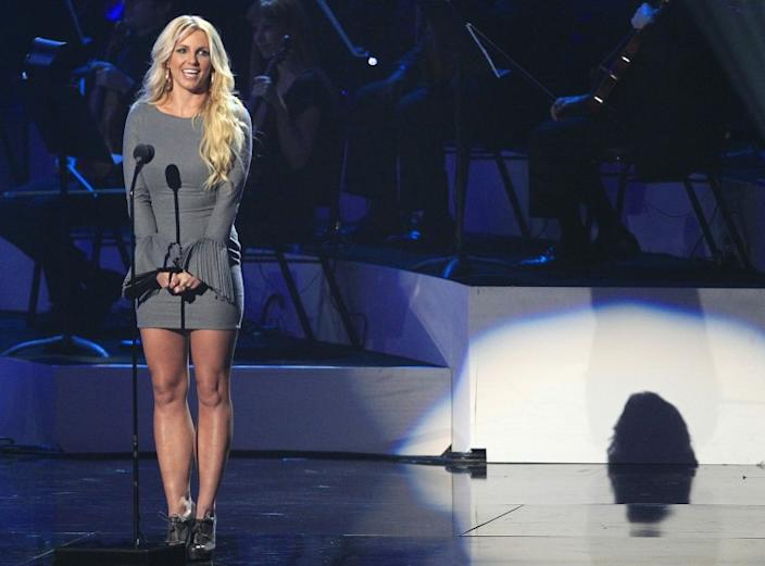 Britney Spears is rumored to be in talks to write a novel.