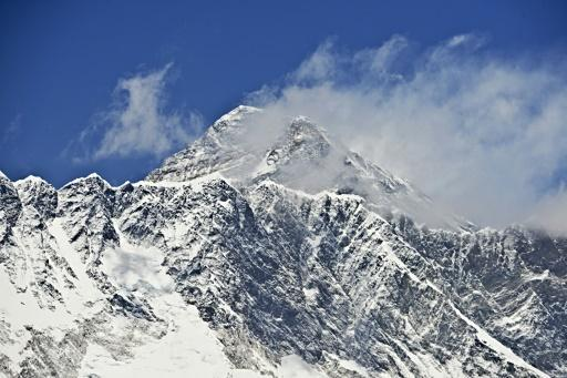 Foreign climber dies after Mount Everest summit