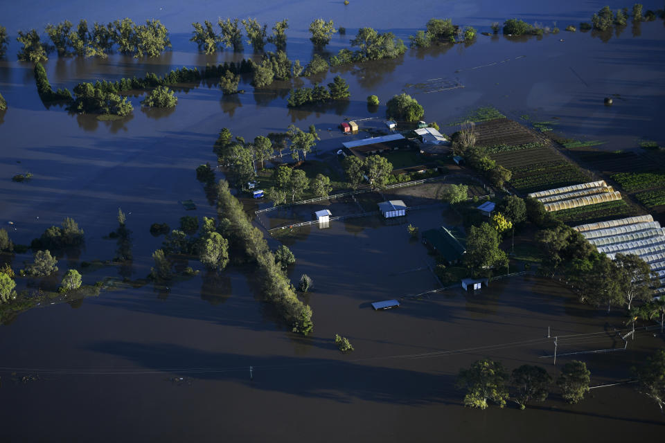 Thousands of people across NSW have been impacted by the floods. Source: AAP