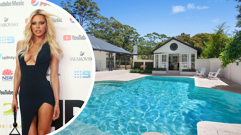 Inside Sophie Monk's new $2.3 million NSW mansion. Source: Getty