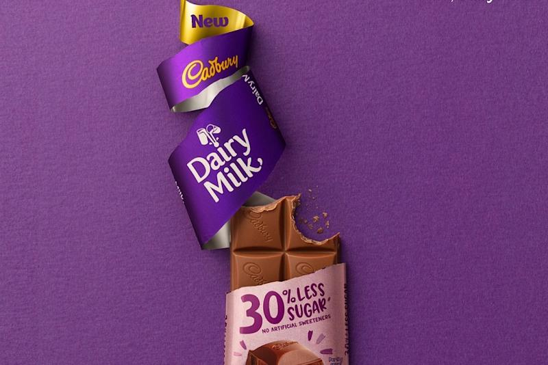 Cadbury Dairy Milk Chocolate Gets a 'Healthier' Version With 30% Less Sugar