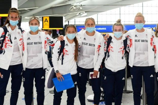Team GB's Olympic footballers depart for Tokyo (Getty Images)