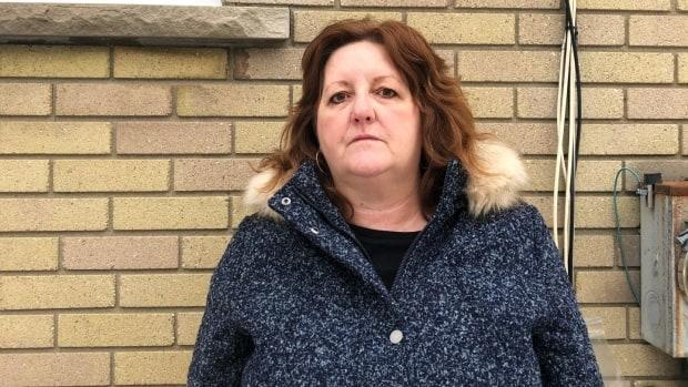 Grace McLeod says Bell employees cut internet lines near her condo, leaving her unable to work for the day.