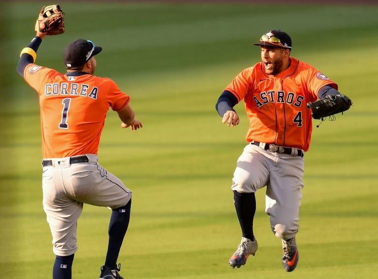 Astros rally to beat Athletics in ALDS series opener