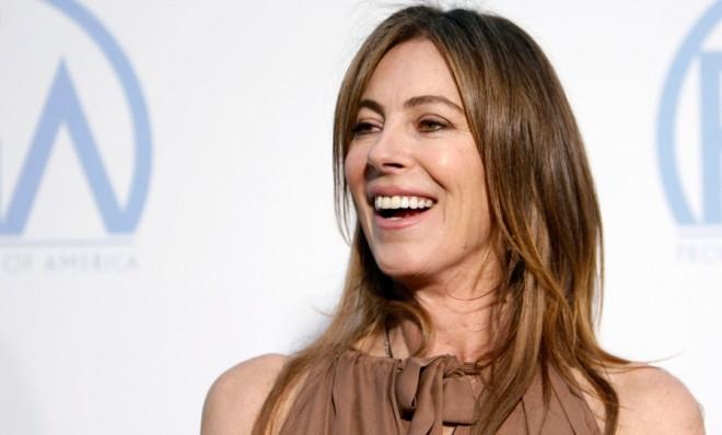 "Kathryn Bigelow does not want to be known as just a ""female director."""
