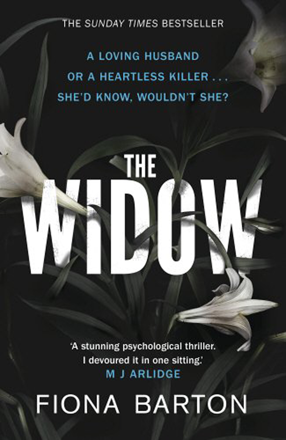 """<p><em><strong>The Widow</strong></em></p><p>By Fiona Barton</p><p>This is the story we don't often hear. What's it like being married to the man on all the front pages, accused of unimaginable evil? Jean Taylor's life and relationship were great until her husband became that """"monster"""". But now he's dead and she's alone for the first time, free to tell her story in her own way.</p><p><em>The Widow</em> is the fastest-selling debut hardback novel since <em>The Girl on the Train</em> and has already been optioned for TV. </p>"""