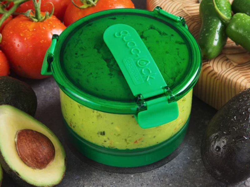 Guacamole Preservation Container (Photo: The Grommet)