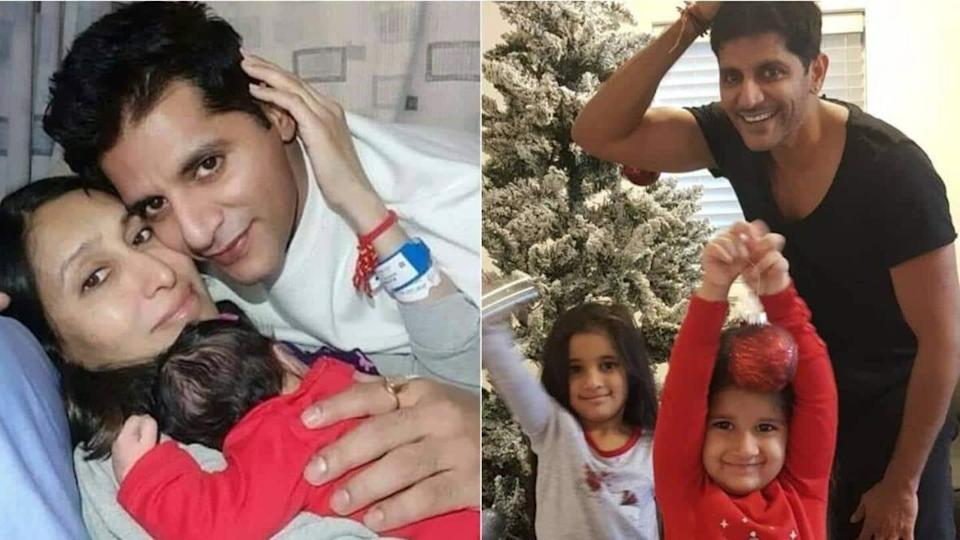 Karanvir Bohra, wife Teejay blessed with a baby girl