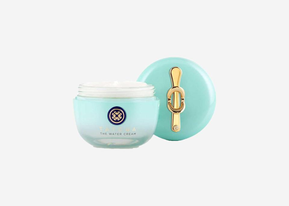 "<p>There are few skincare brands we love like <a href=""https://click.linksynergy.com/deeplink?id=mcB7N8bf3MY&mid=38643&u1=beautybf&murl=https%3A%2F%2Fwww.tatcha.com%2F"" rel=""nofollow noopener"" target=""_blank"" data-ylk=""slk:Tatcha"" class=""link rapid-noclick-resp"">Tatcha</a>, which makes high-quality cleansers and moisturizers, among other items, that feel light and weightless despite working hard for your skin. On Cyber Monday, get 20 percent off your entire order using promo code CYBER20, plus a three-piece gift with any order over $250 (after applying the discount). You can't go wrong with any of Tatcha's products, but the bestselling <a href=""https://click.linksynergy.com/deeplink?id=mcB7N8bf3MY&mid=38643&u1=beautybf&murl=https%3A%2F%2Fwww.tatcha.com%2Fproduct%2FWATER-CREAM.html"" rel=""nofollow noopener"" target=""_blank"" data-ylk=""slk:The Water Cream"" class=""link rapid-noclick-resp"">The Water Cream</a> is an oil-free moisturizer that combats drying weather (plus, hotel rooms and airplanes) like no other. </p> <p><strong>Shop the sale:</strong> <a href=""https://click.linksynergy.com/deeplink?id=mcB7N8bf3MY&mid=38643&u1=beautybf&murl=https%3A%2F%2Fwww.tatcha.com%2F"" rel=""nofollow noopener"" target=""_blank"" data-ylk=""slk:tatcha.com"" class=""link rapid-noclick-resp"">tatcha.com</a></p>"