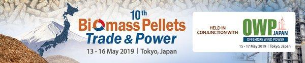 Biomass Pellets & OWP Japan Summits 13-17 May 2019